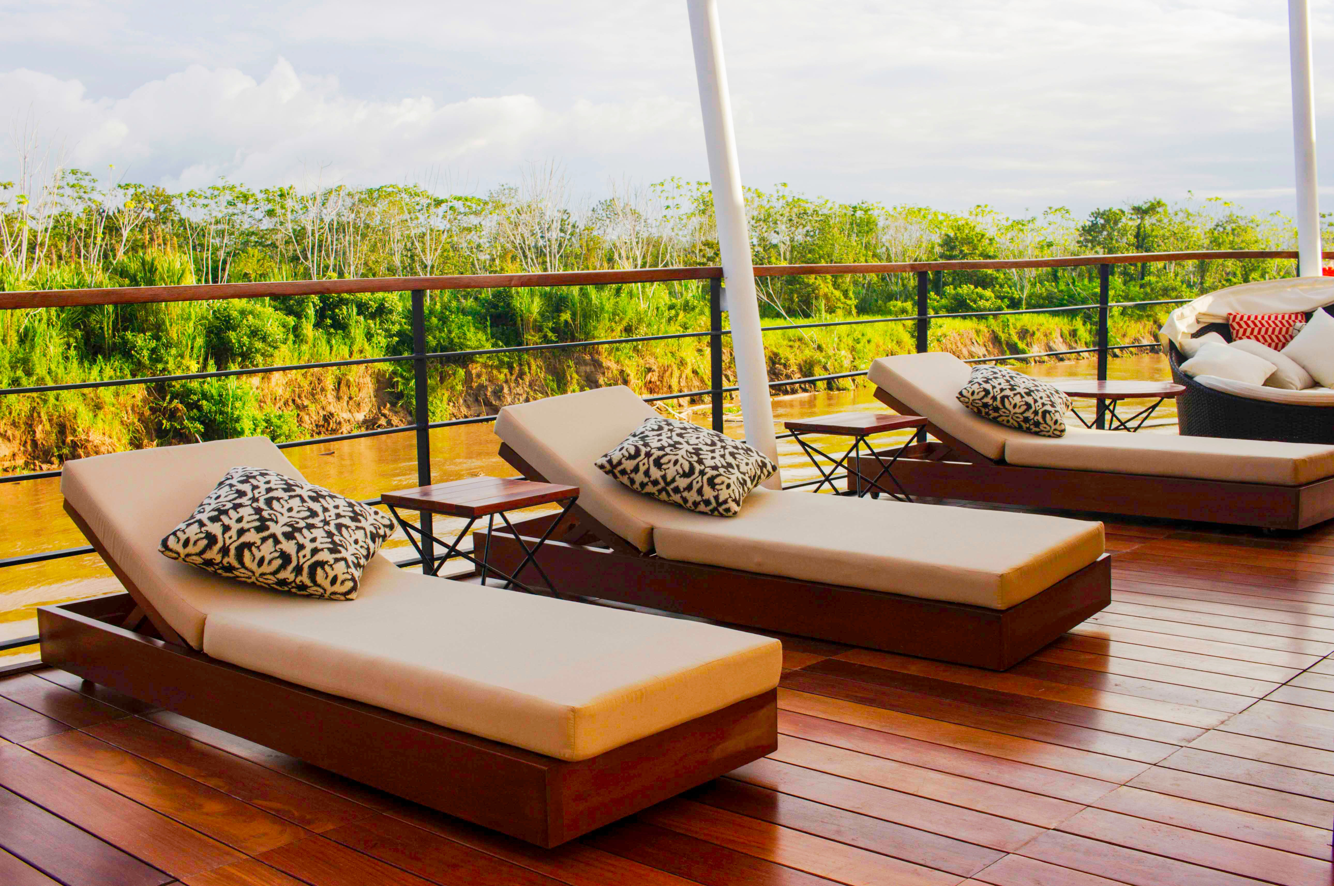 zafiro-Outdoor Lounge - Chairs